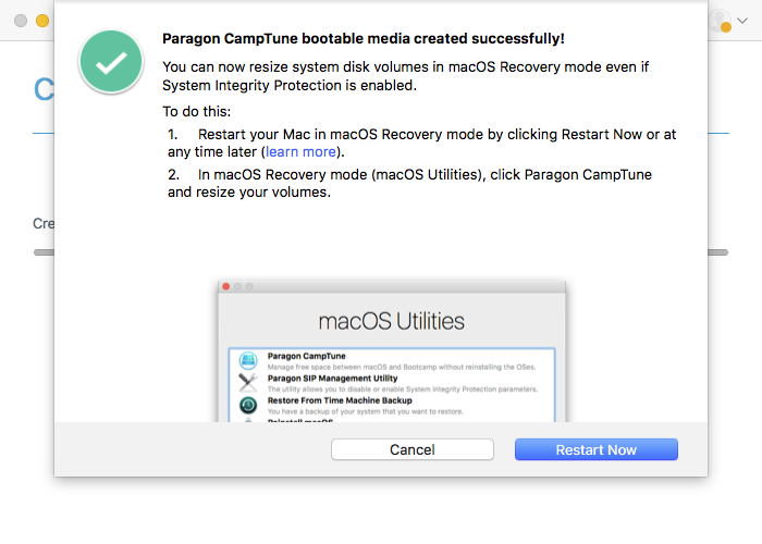 Paragon CampTune X torrent download