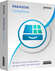 Paragon CampTune X [10.13.433] For Mac (Latest Version) Free Download
