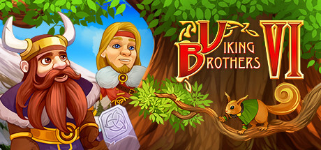 Viking Brothers VI [1.0] Mac Game Free Download