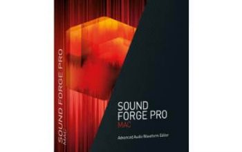 MAGIX SOUND FORGE Pro [v3.0.0.100] For Mac (Latest Version) Free Download