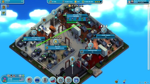 Mad Games Tycoon download