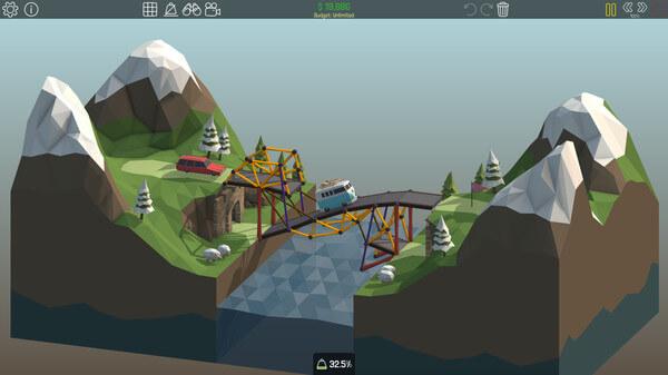 Poly Bridge free