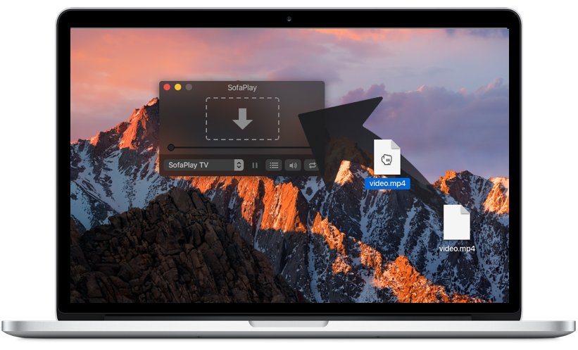 SofaPlay for mac