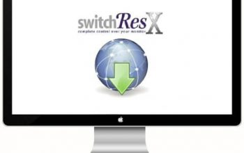 SwitchResX [4.9.2] Crack For Mac (Latest Version) Free Download