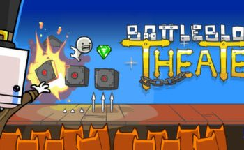 BattleBlock Theater Mac Game Free Download