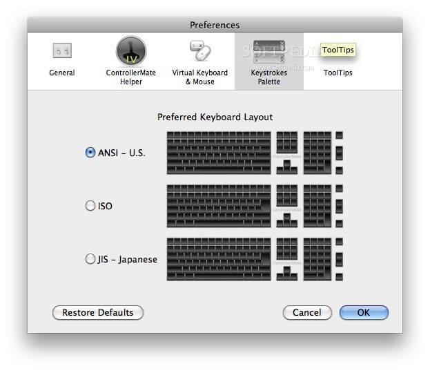 ControllerMate crack for mac