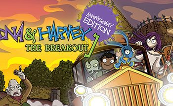 Edna & Harvey The Breakout – Anniversary Edition Mac Game Free Download