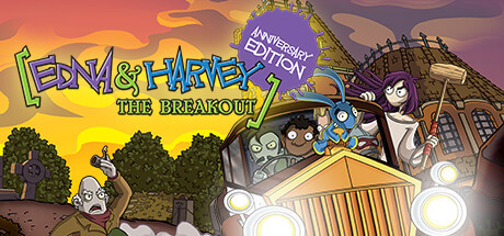 Edna & Harvey The Breakout - Anniversary Edition for mac