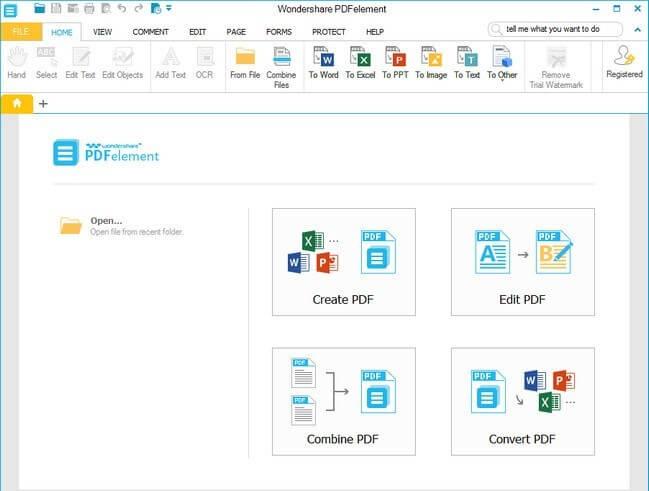 Wondershare PDFelement Pro download