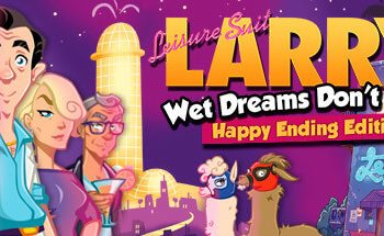 Leisure Suit Larry – Wet Dreams Don't Dry [v1.2.0.49] Game For Mac Download