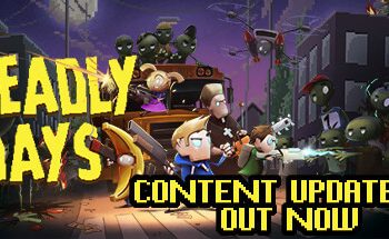 Deadly Days Game For Mac Free Download