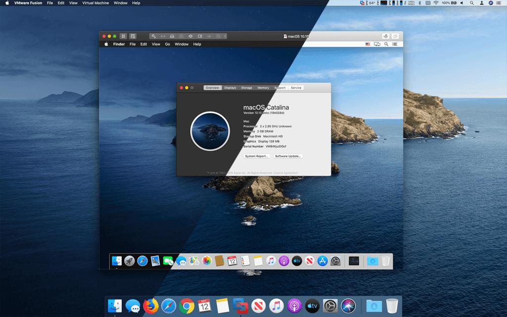 VMware Fusion Pro mac