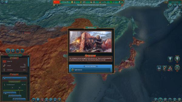 Realpolitiks game