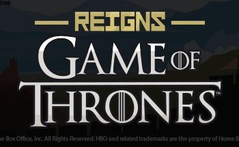 Reigns Game of Thrones Mac Game Free Download