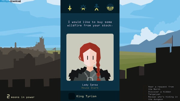 Reigns Game of Thrones game free downlaod