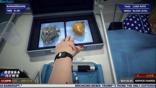 Surgeon Simulator crack